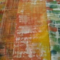 Color Mixing Part II--Print work