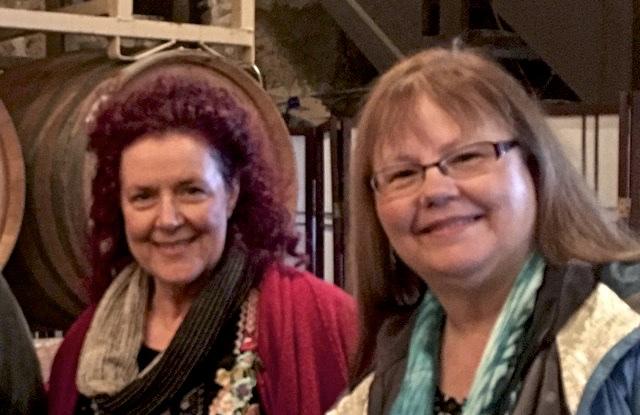 Leslie Tucker Jenison and Carol Soderlund