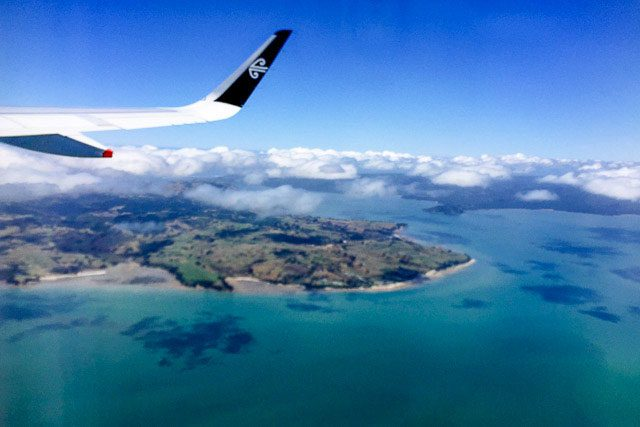 Koru on NZAir